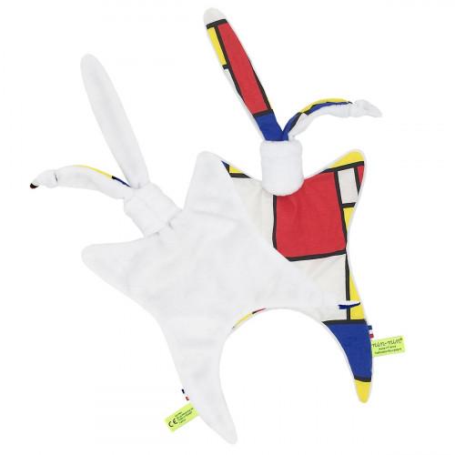 Doudou Le Mondrian - Made in France