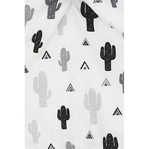 Fabric Baby Comforter Le Cactus