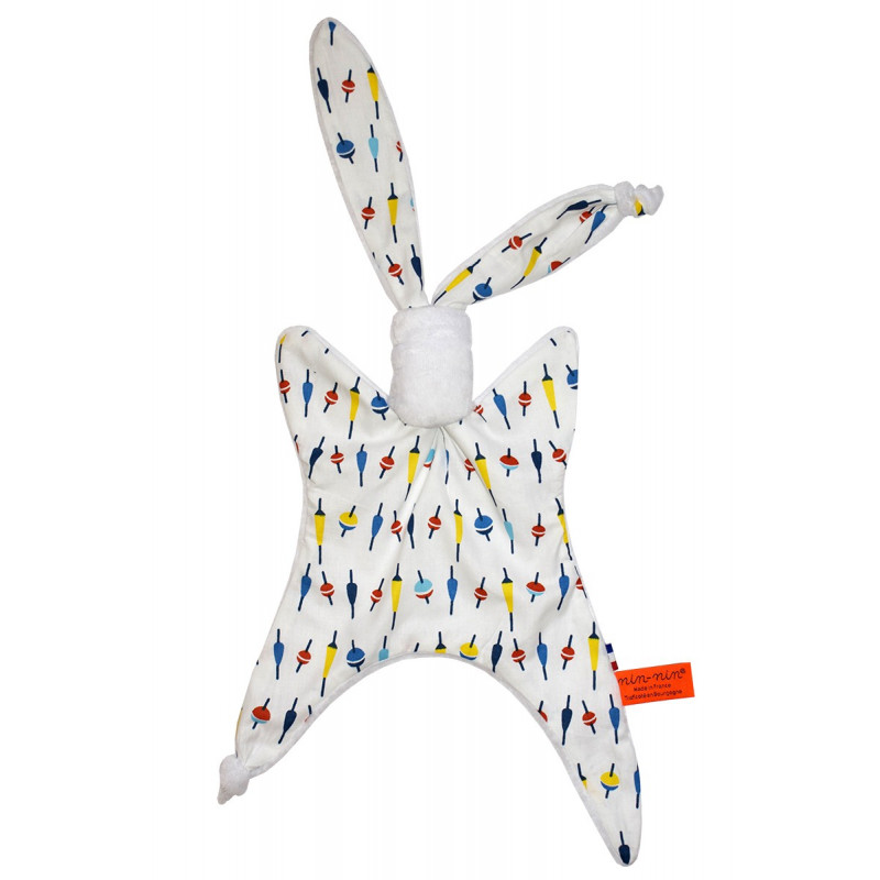 Doudou Made in France Le Pecheur