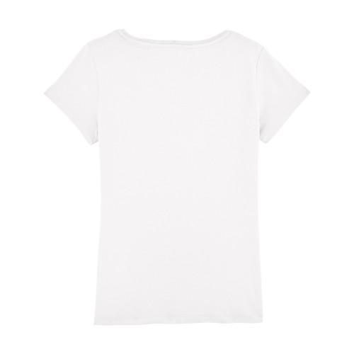 Back White Champion Du Monde Woman T-shirt