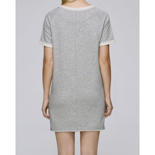 Back Grey Champion Du Monde Woman Dress