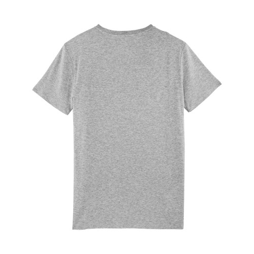 Back Grey Champion Du Monde Man's T-Shirt