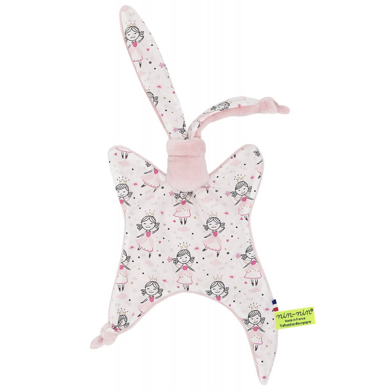 DOUDOU LE FEE MADE IN FRANCE