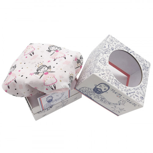 CUBE BOITE DOUDOU LE FEE MADE IN FRANCE