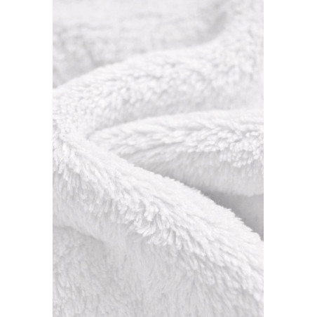 Peluche Doudou Etoile Blanche Fond Marine Made in France