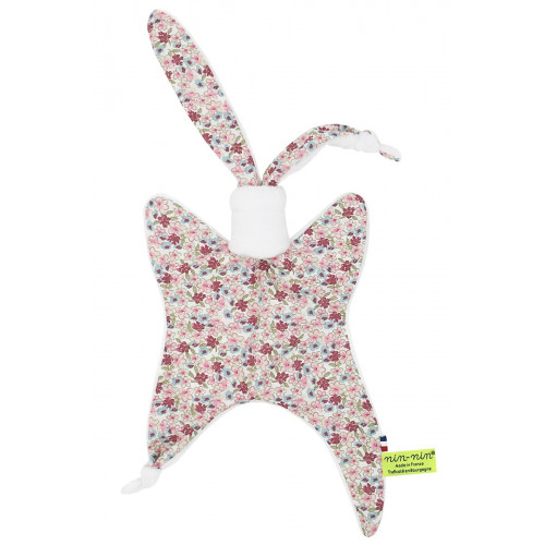 Le Liberty - Doudou pour Fille Made in France