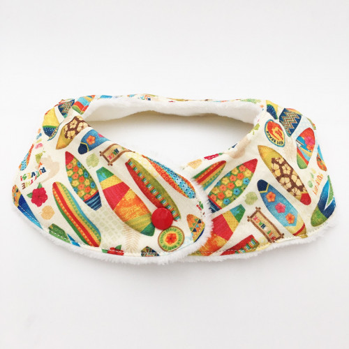 PRESSION BAVOIR BANDANA LE HOSSEGOR. MADE IN FRANCE