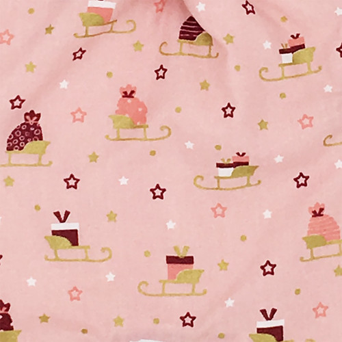 Fabric baby comforter Le Hotte. Cristmas gift for baby. Made in France