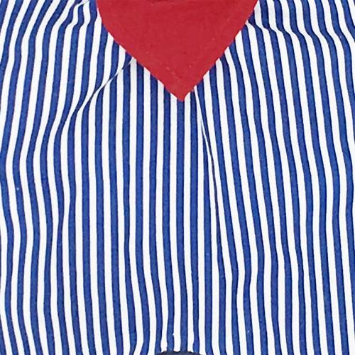 Tissu doudou Jean Paul Gaultier. Cadeau personnalisable et fabriqué en France. Nin-Nin