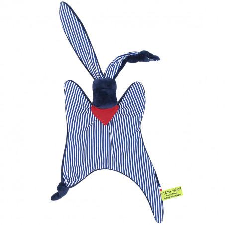 Doudou Jean Paul Gaultier. Original et fabriqué en France. Marque Nin-Nin
