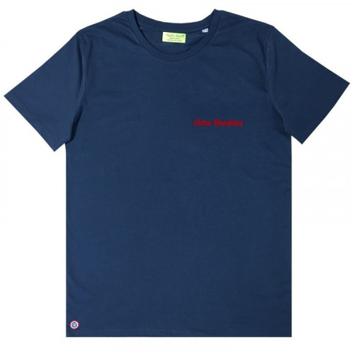 T-SHIRT HOMME PERSONNALISABLE NAVY