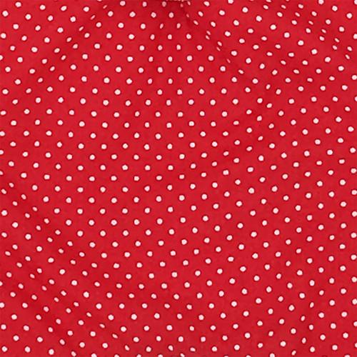 Tissu doudou de Noël le Sucre d'Orge. Cadeau de naissance personnalisé, original et made in France. Nin-Nin