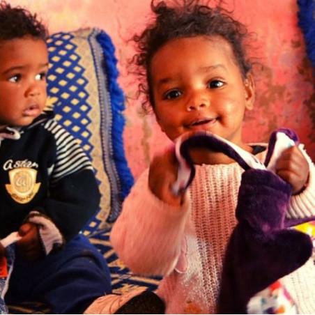 Association Enfants du désert. Doudou Nin-Nin