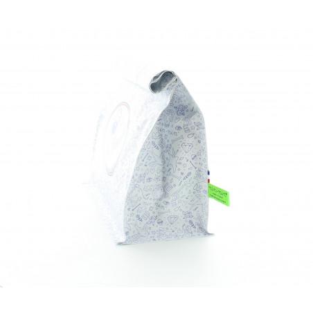 Lunch Bag Made in France vue de côté droit N°1