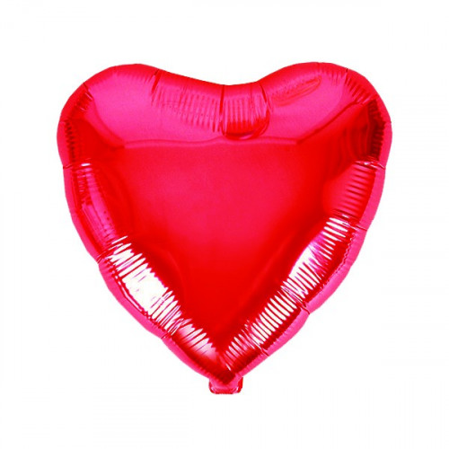 BALLON COEUR ROUGE LOVE surprise